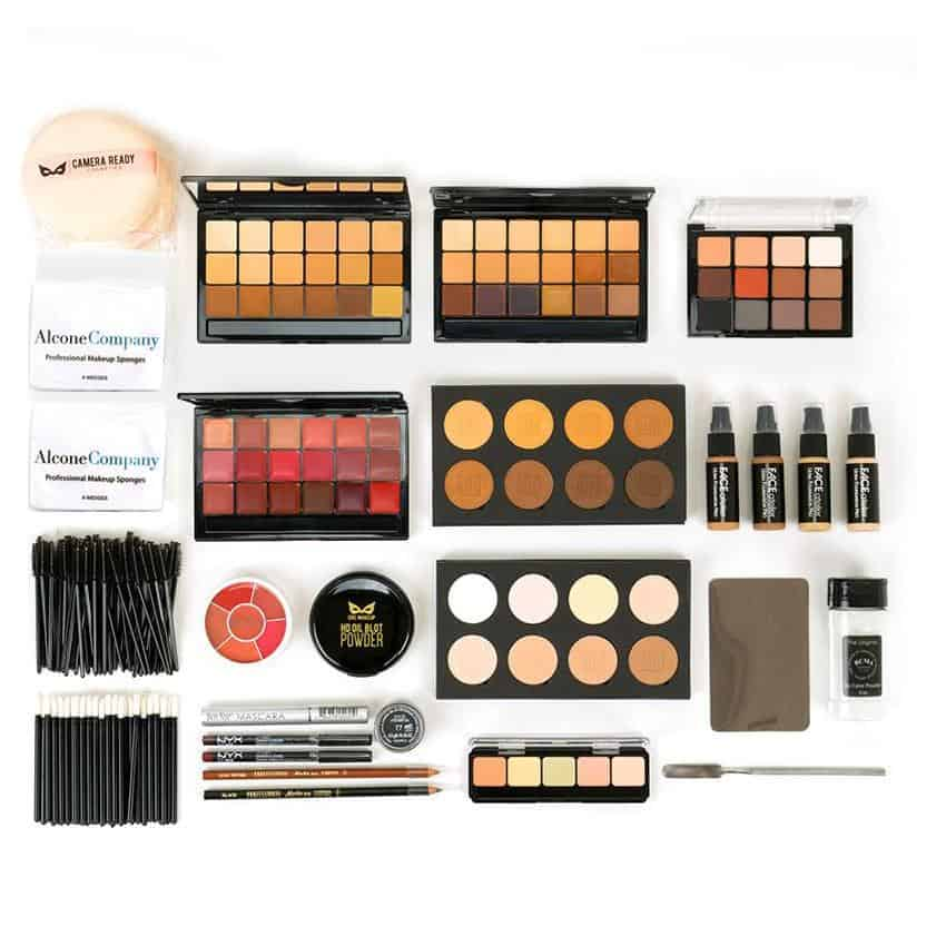 Cosmetology Graduation Gift makeup