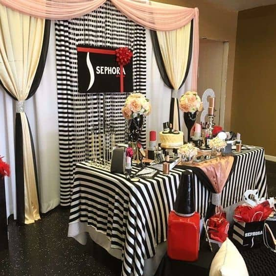 Cosmetology Graduation Party Planning