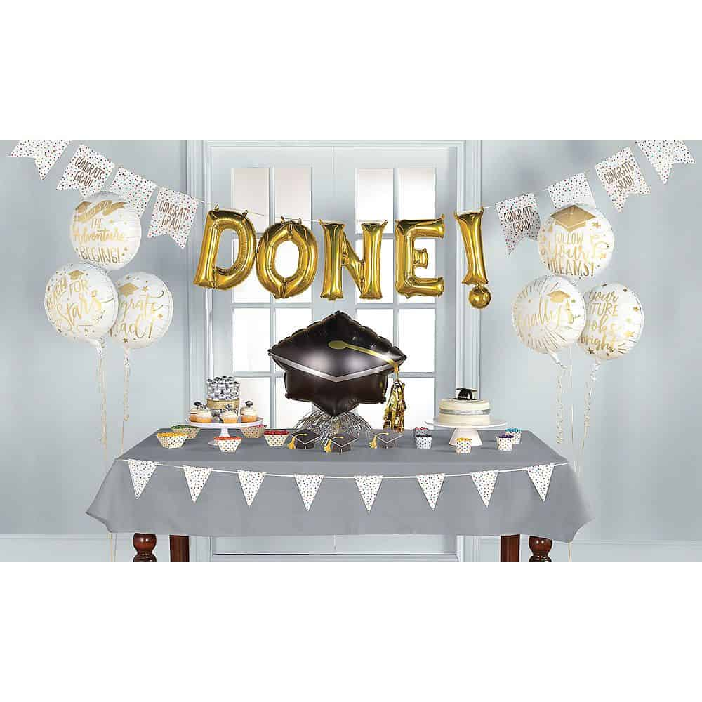 cosmetology-graduation-party-black-and-gold