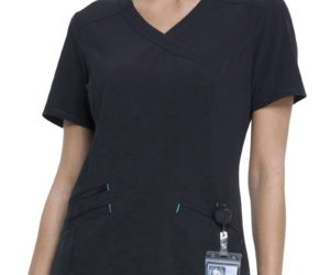 Cosmetology Scrubs Top