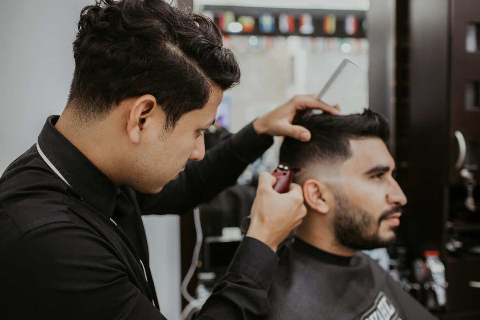 how long does it take to be a barber