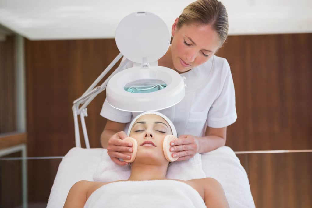 Can you be a cosmetologist with an esthetician license?